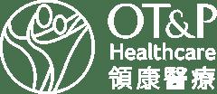 OT&P White Logo