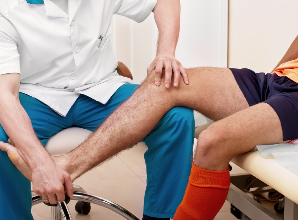 knee and ankle consultation
