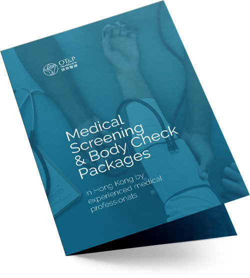 OT&P Medical Screening & Body Check Packages eBook